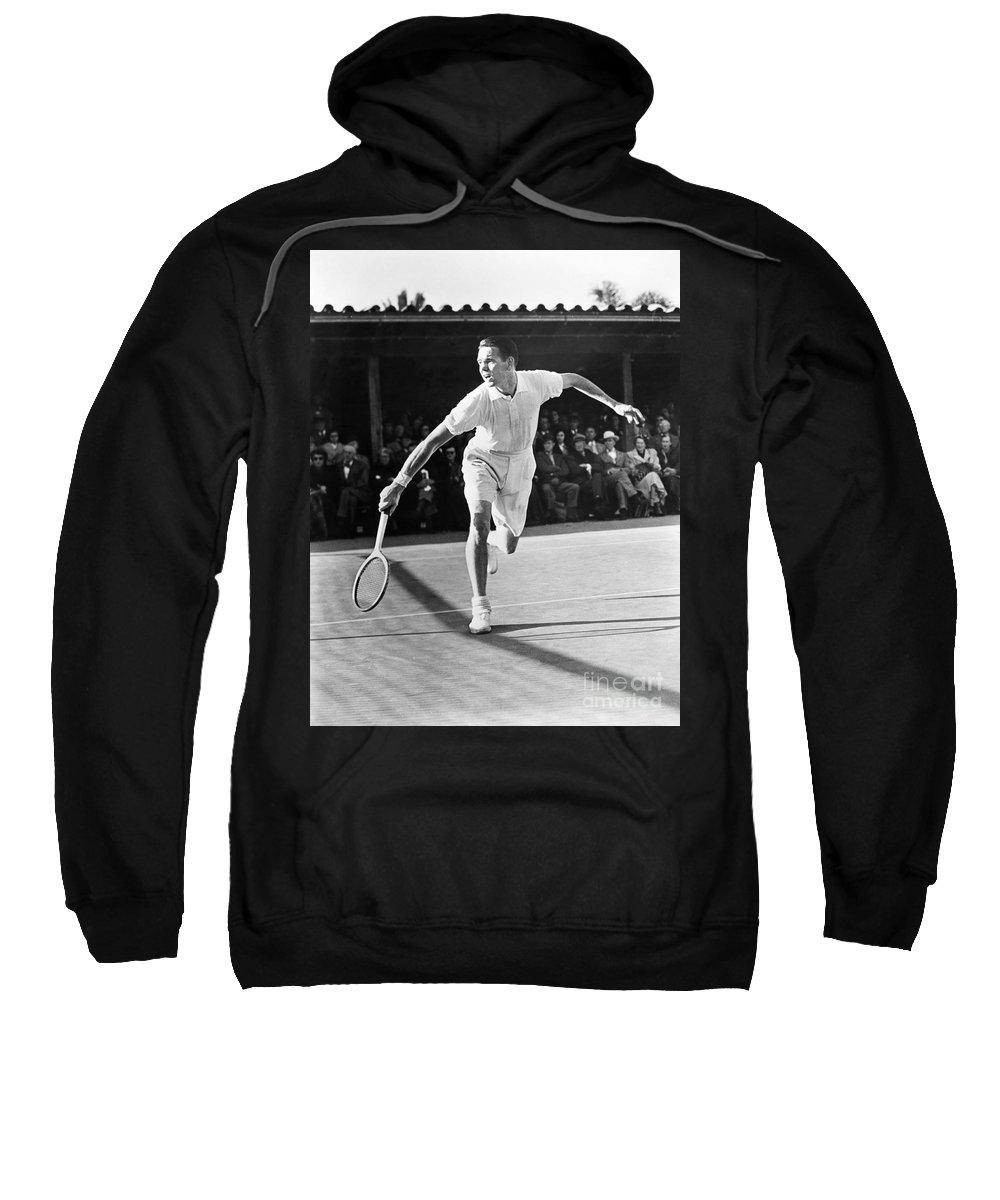 20th Century Sweatshirt featuring the photograph John A. Kramer (b.1921) by Granger