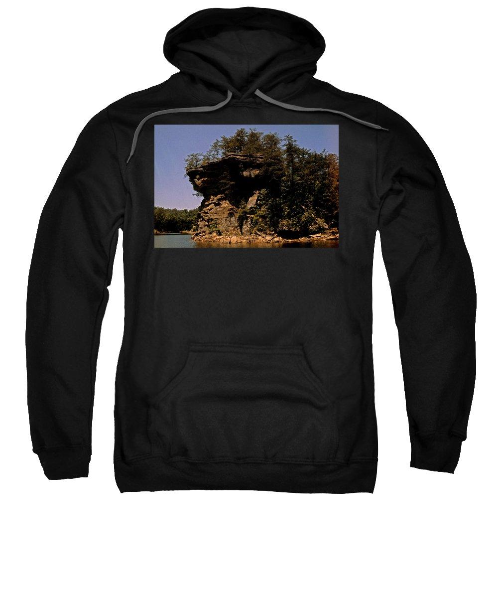 Kentucky Sweatshirt featuring the photograph Kentucky Wonder by Gary Wonning