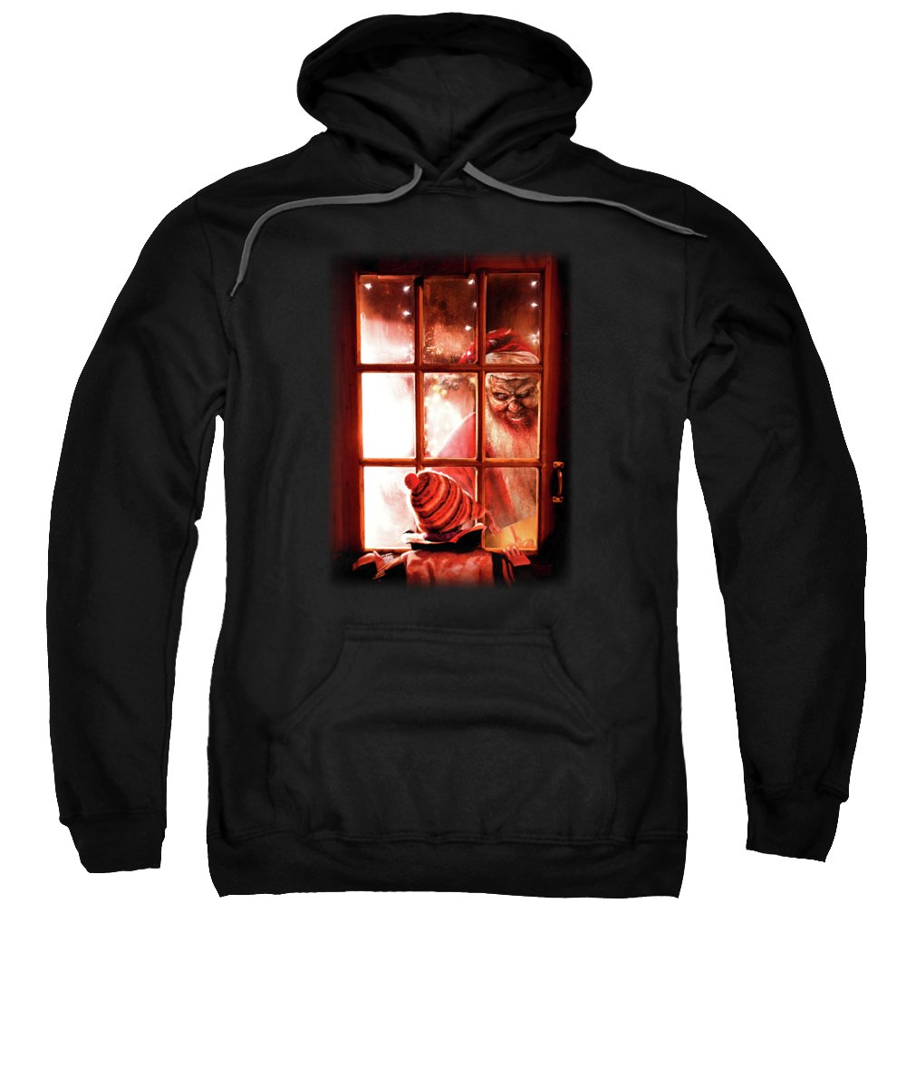 Serial Killer Paintings Hooded Sweatshirts T-Shirts