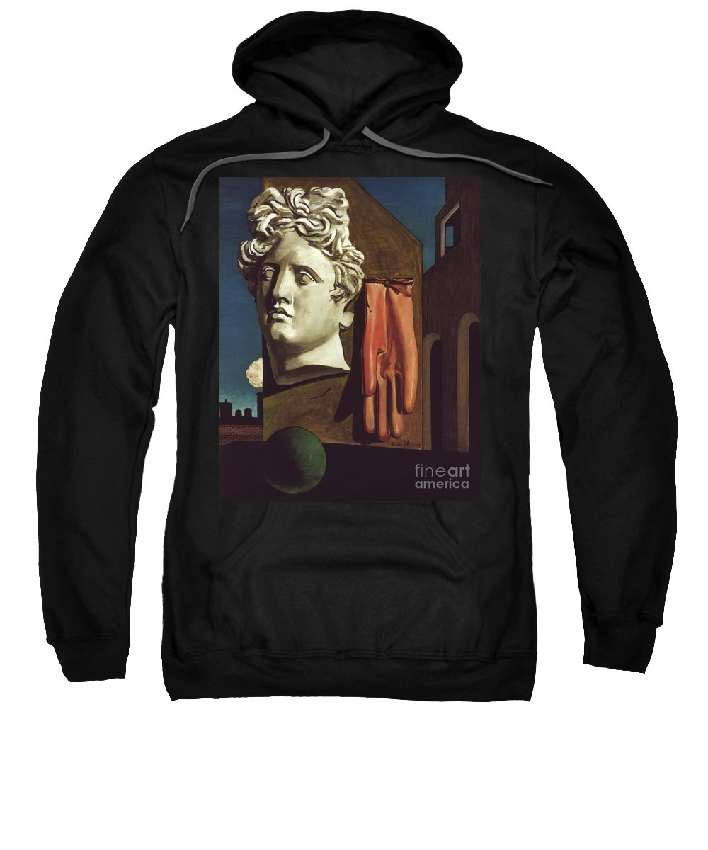 1914 Sweatshirt featuring the photograph Le Chant Damour, 1914 by Granger