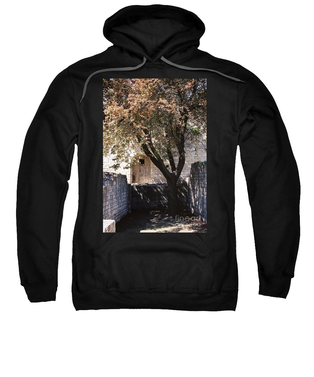 Life Sweatshirt featuring the photograph Life And Death by Nadine Rippelmeyer