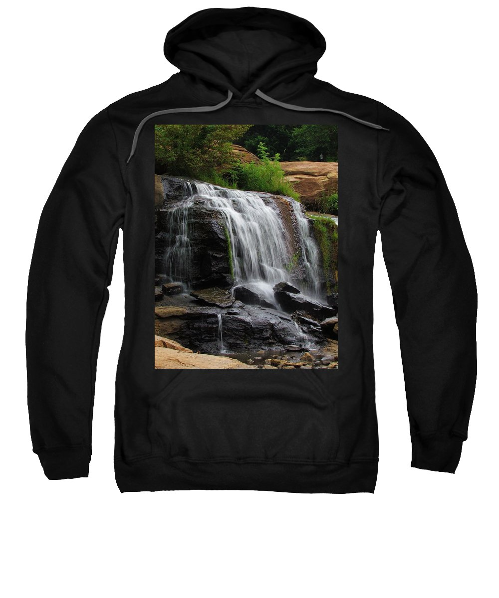 Water Sweatshirt featuring the photograph Lift Your Spirit by Ginger Adams