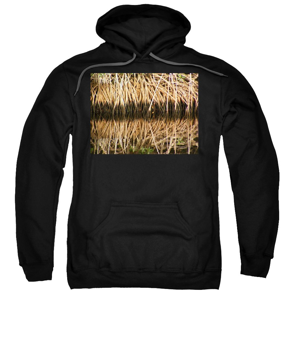 Plants Sweatshirt featuring the photograph Little Feet by Ed Smith