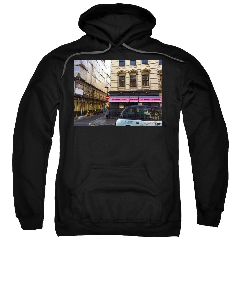London Sweatshirt featuring the photograph London In Summer by Doc Braham