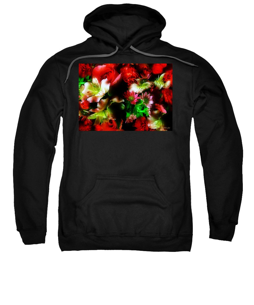 African Daisies Sweatshirt featuring the photograph Loud And Proud by RC DeWinter