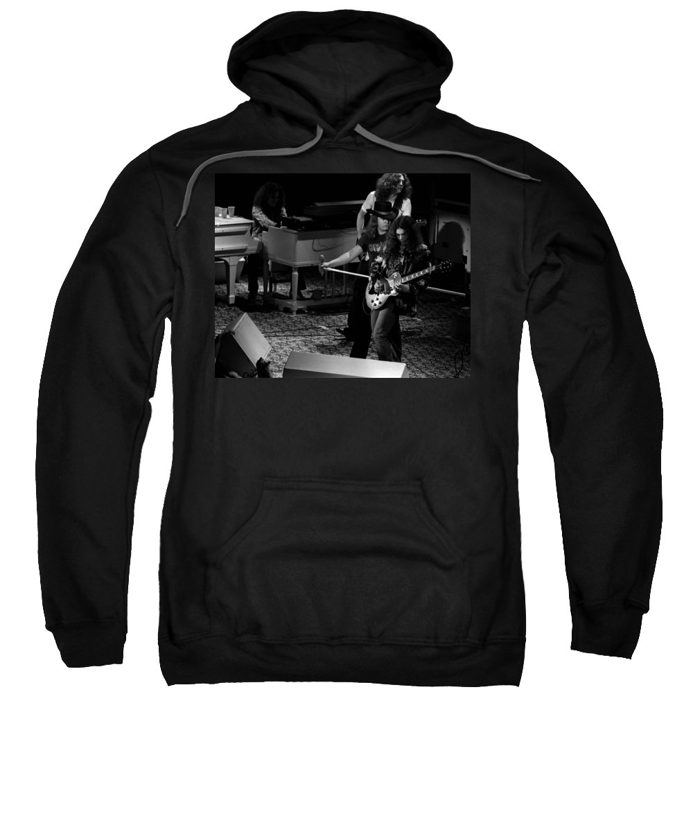 Lynyrd Skynyrd Sweatshirt featuring the photograph Ls #45 Crop 2 by Ben Upham