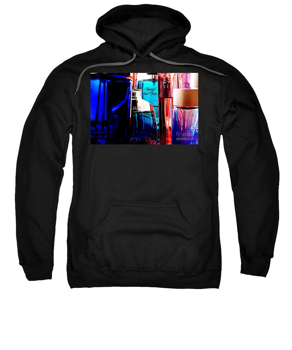 Clay Sweatshirt featuring the photograph Makes Scents To Me by Clayton Bruster