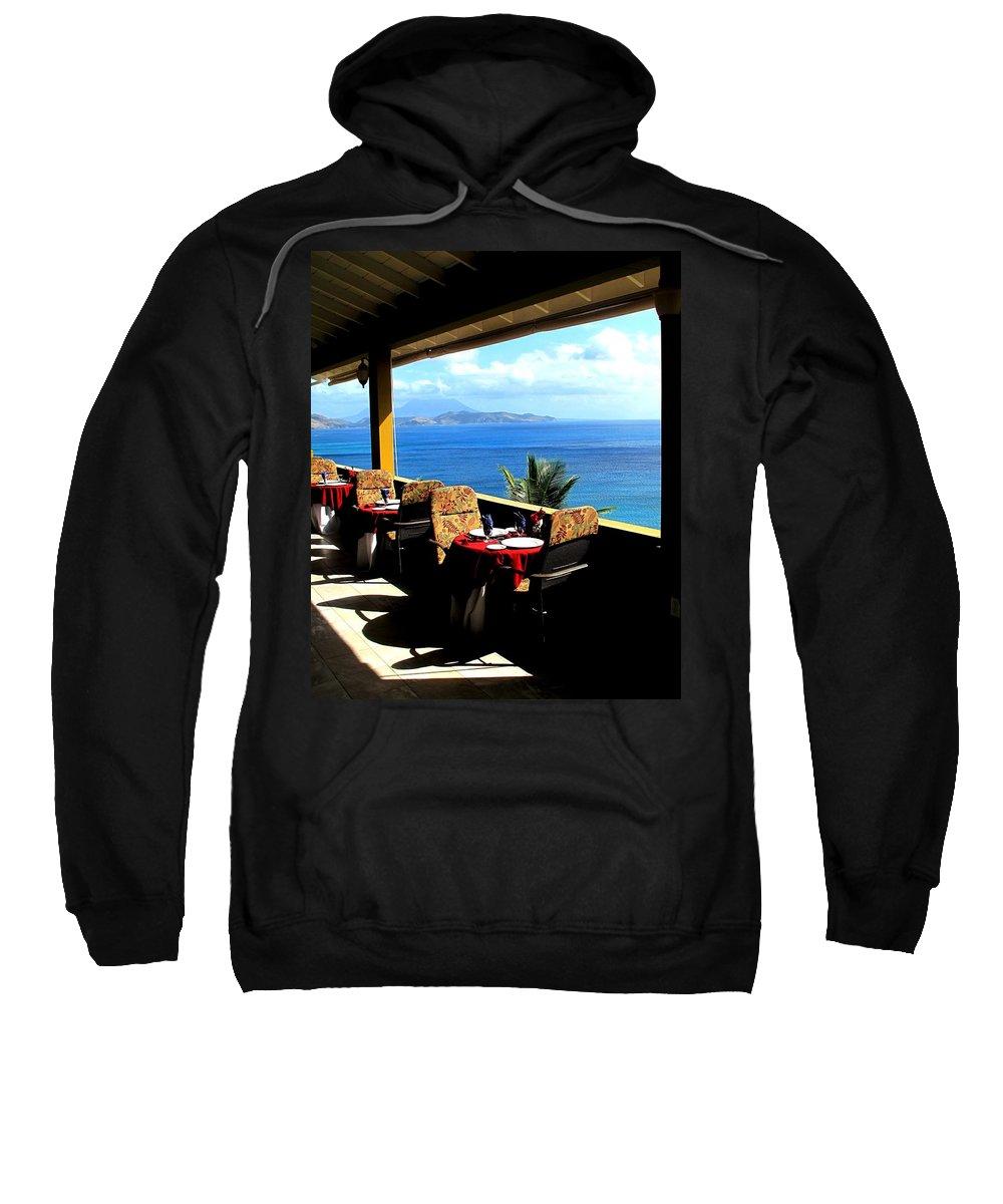 Marshalls Sweatshirt featuring the photograph Marshalls by Ian MacDonald