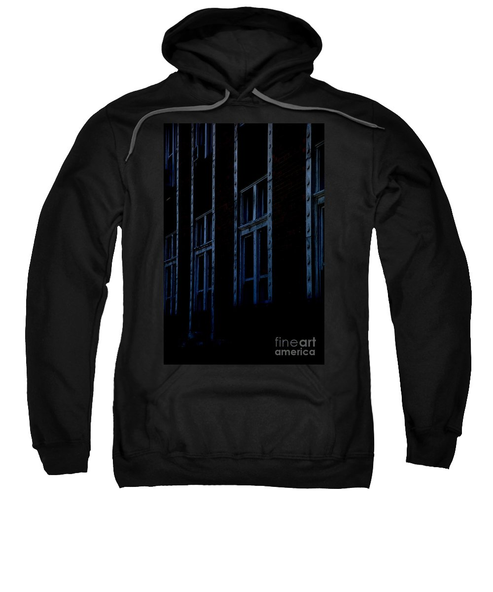 Windows Sweatshirt featuring the photograph Matrix by Amanda Barcon