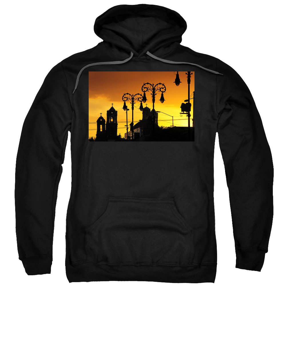 Skip Hunt Sweatshirt featuring the photograph Megiddo by Skip Hunt