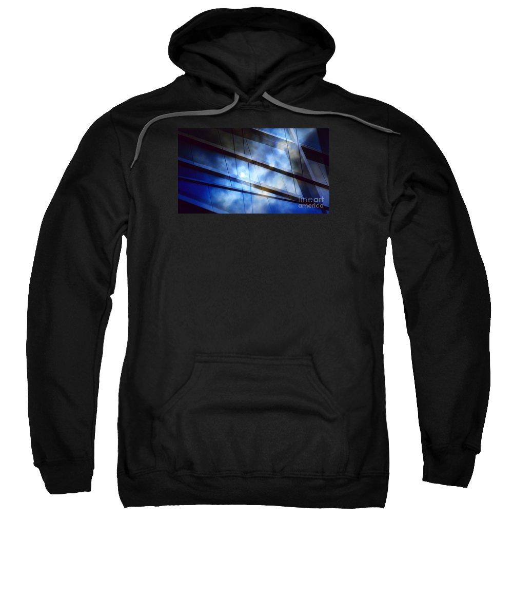 Moonlight Sweatshirt featuring the photograph Moonlight by Pauli Hyvonen