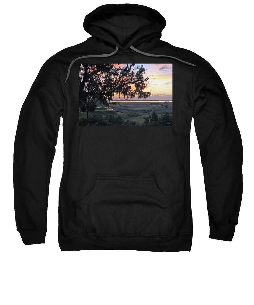 Sunrise Sweatshirt featuring the photograph Morning Glory by Phill Doherty