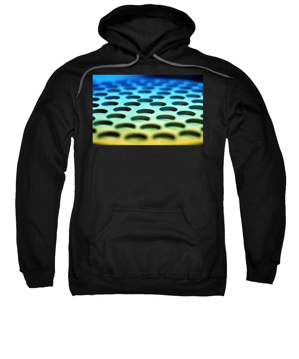 Industrial Sweatshirt featuring the photograph Mothership by Skip Hunt