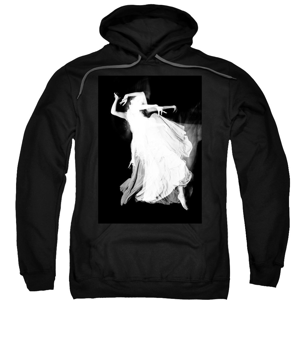 Dance Sweatshirt featuring the photograph Movement by Scott Sawyer