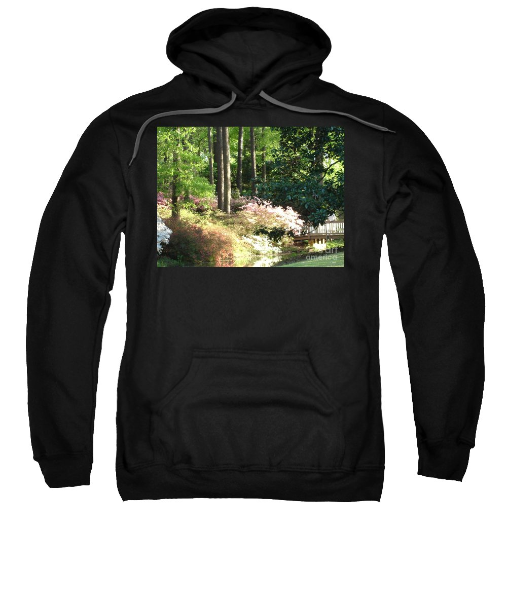 Photography Sweatshirt featuring the photograph Nature by Shelley Jones