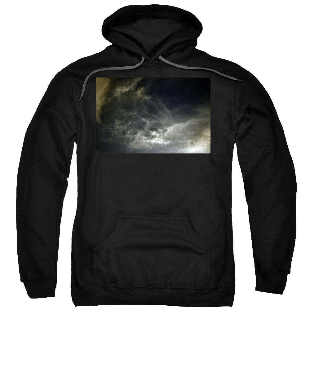 Clay Sweatshirt featuring the photograph Nebulis by Clayton Bruster