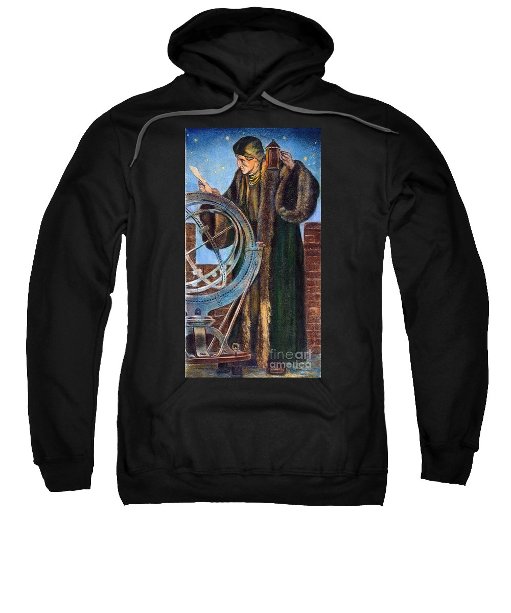 15th Century Sweatshirt featuring the photograph Nicolaus Copernicus by Granger