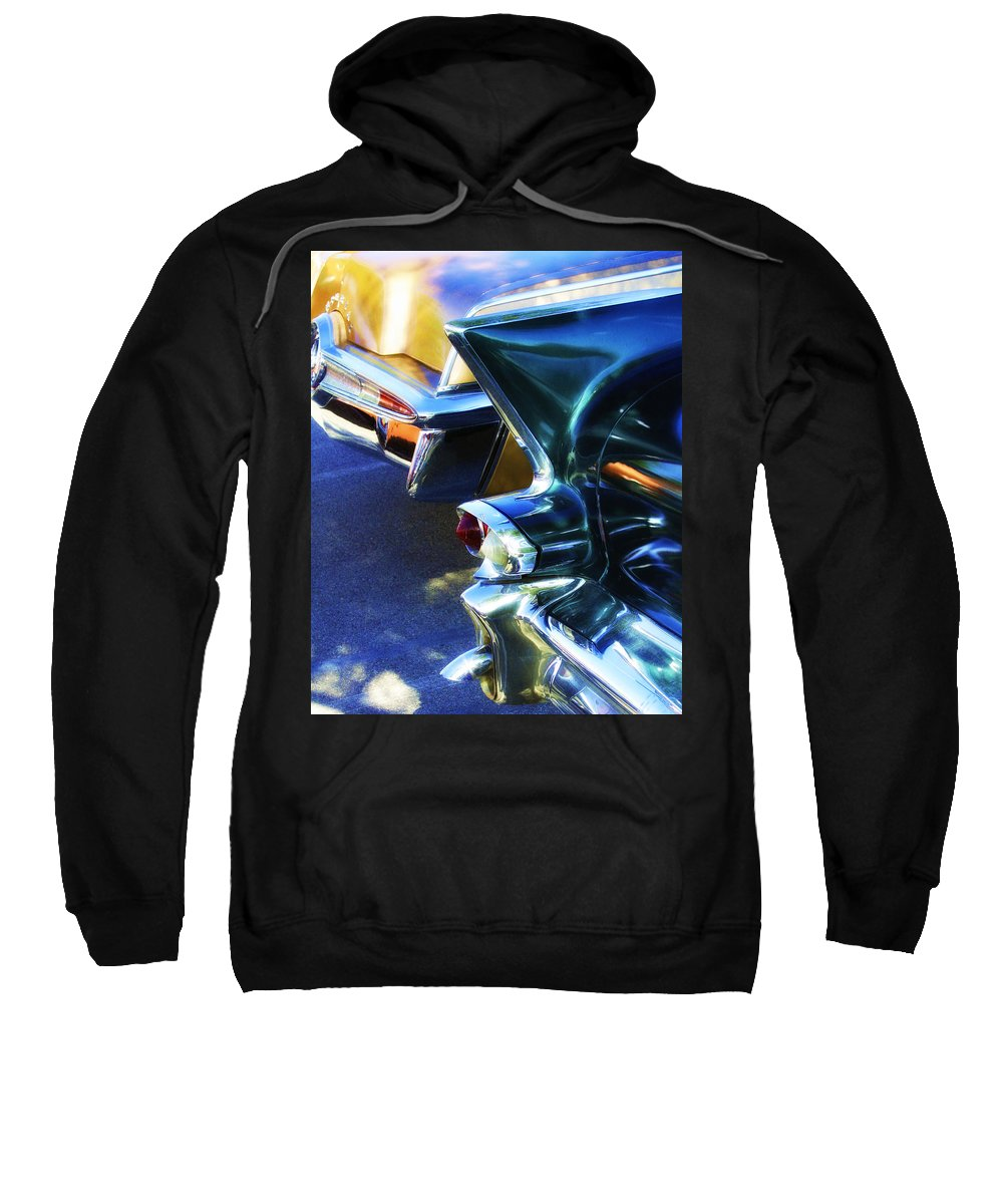 Car Auction Sweatshirt featuring the photograph Nostalgia by William Dey