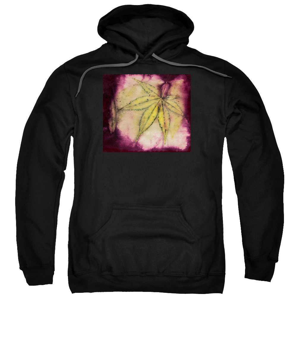 Jan Sweatshirt featuring the photograph Number 48 by Jan Durham