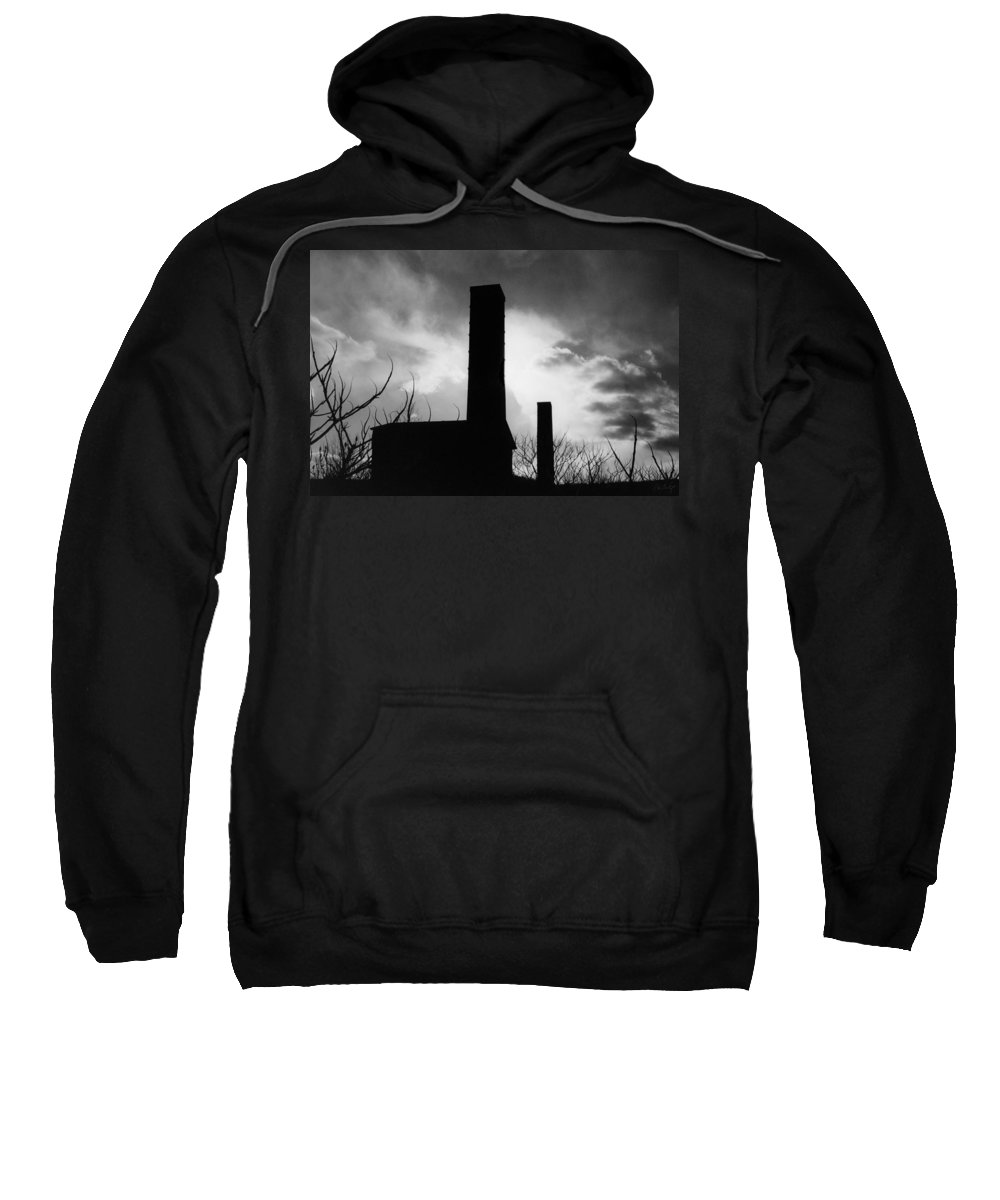 Landscape Sweatshirt featuring the photograph Old Mill by Phill Doherty