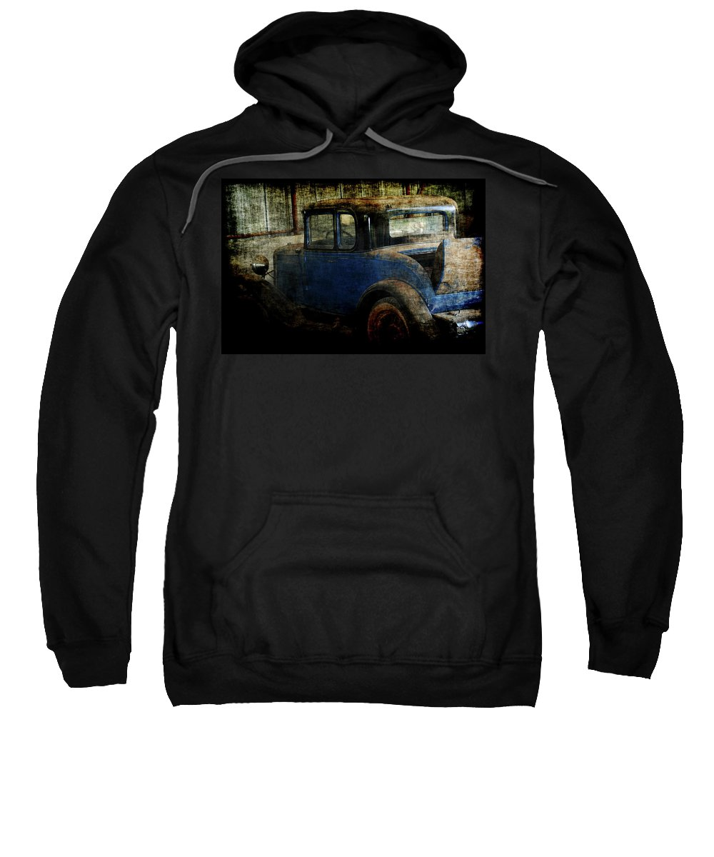 Old Cars Sweatshirt featuring the photograph Oldie by Ernie Echols