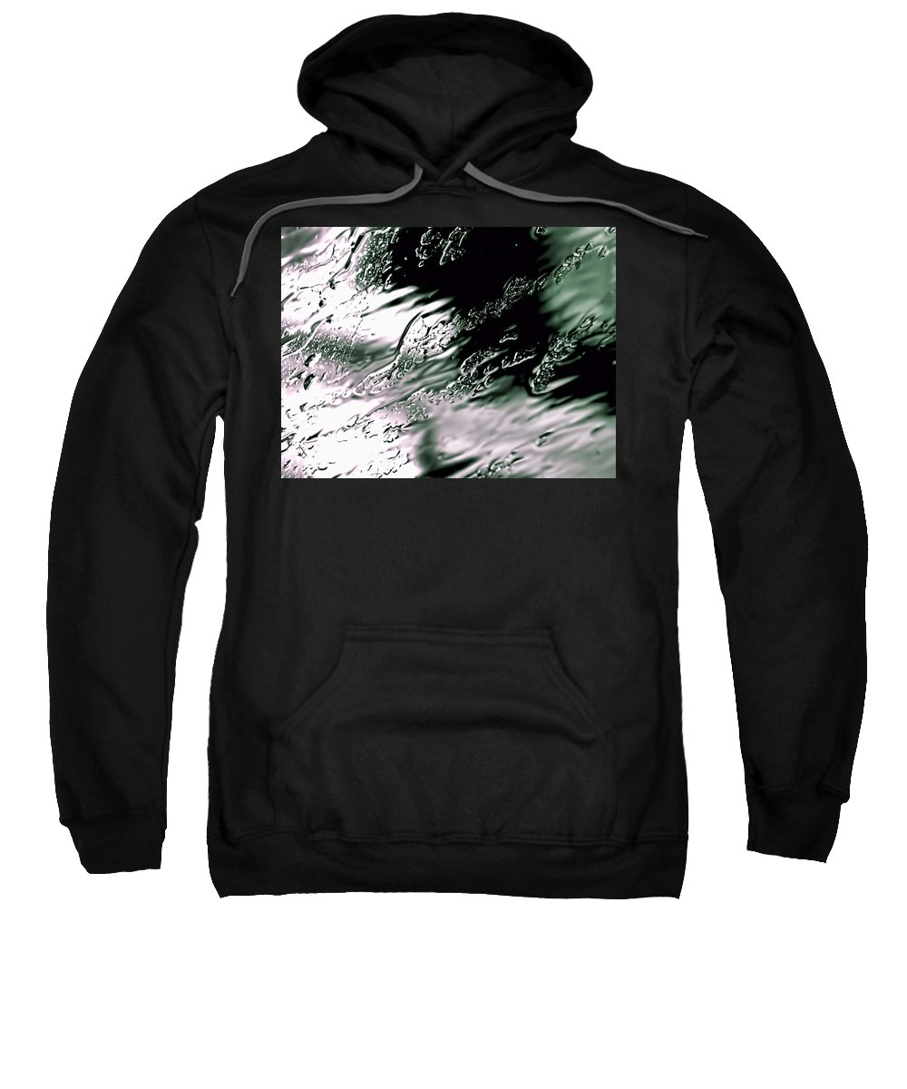 Window Sweatshirt featuring the photograph On The Road by Adam Vance
