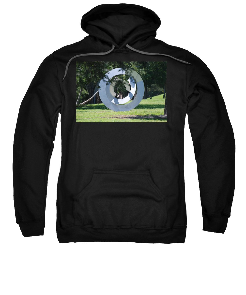 Landscape Sweatshirt featuring the photograph Orbs by Rob Hans