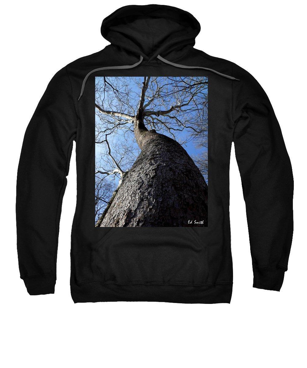 Palo Alto Sweatshirt featuring the photograph Palo Alto by Ed Smith