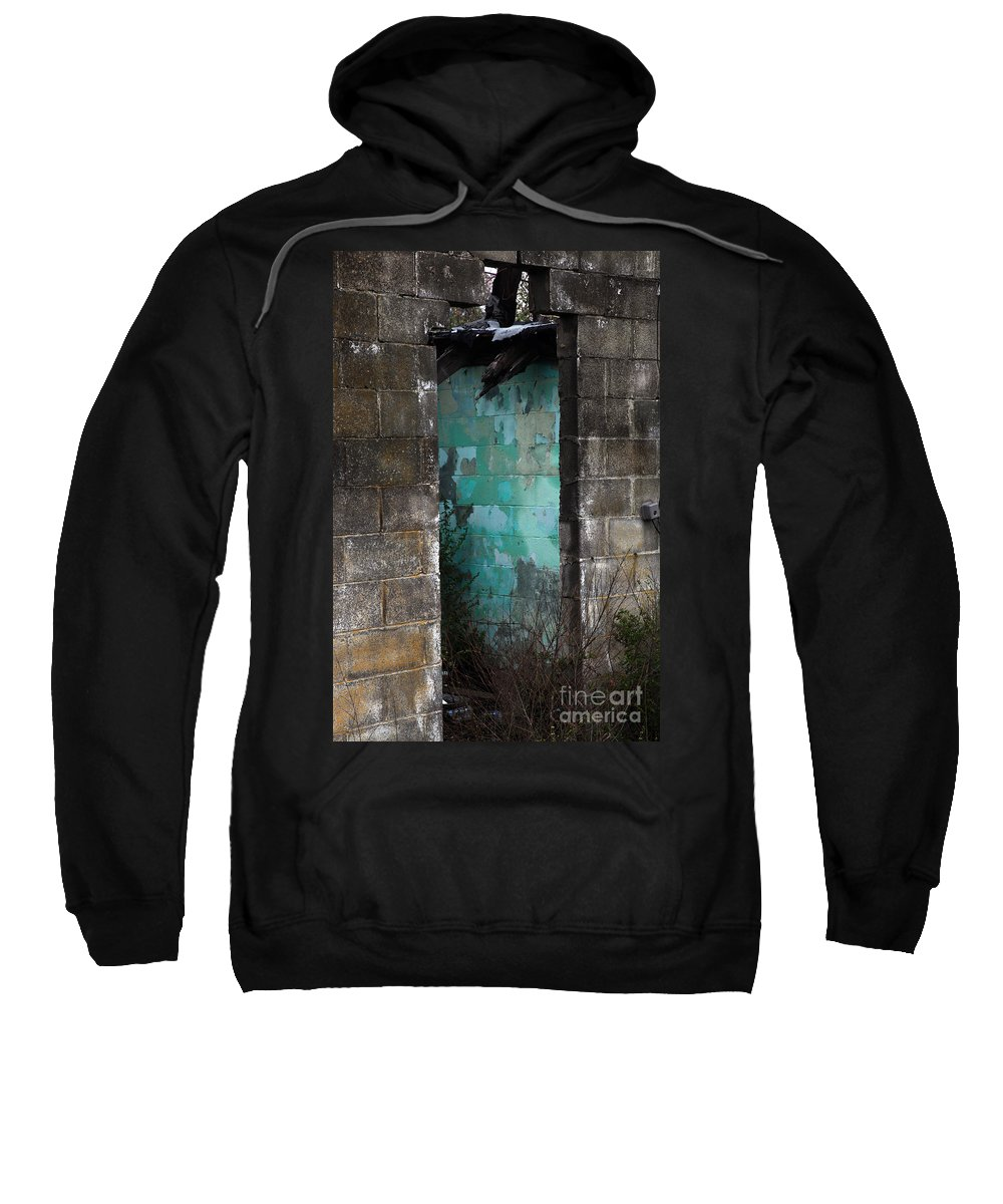 Old Sweatshirt featuring the photograph Path To Enlightenment by Amanda Barcon