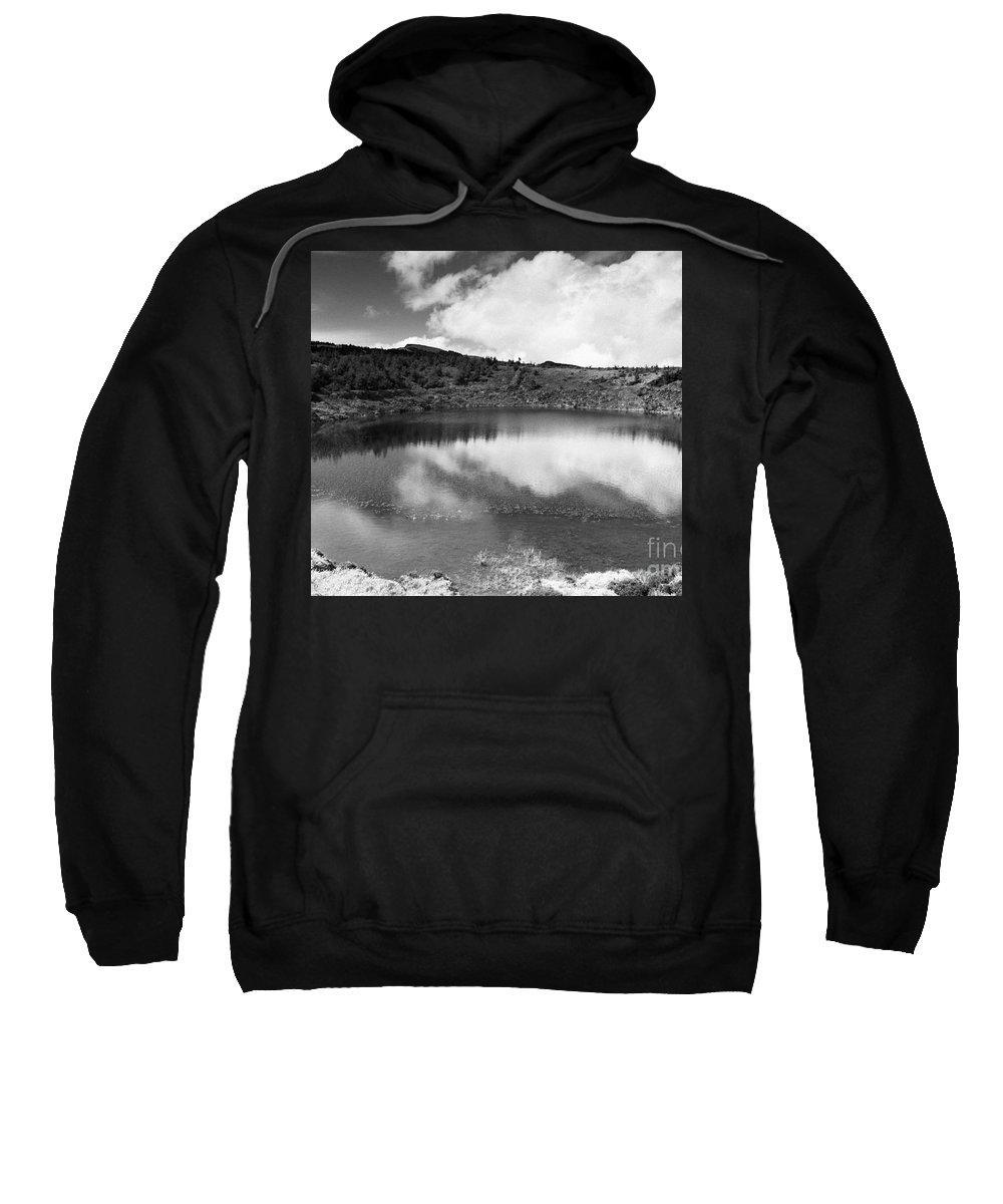 Lake Sweatshirt featuring the photograph Pau-pique Lake by Gaspar Avila