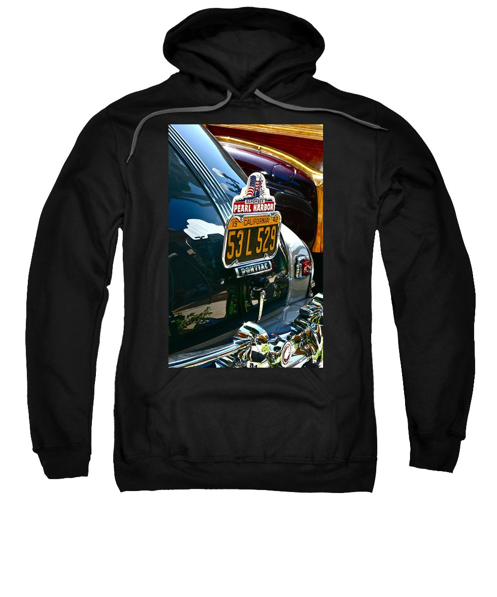 Photograph Sweatshirt featuring the photograph Pearl Harbor by Gwyn Newcombe