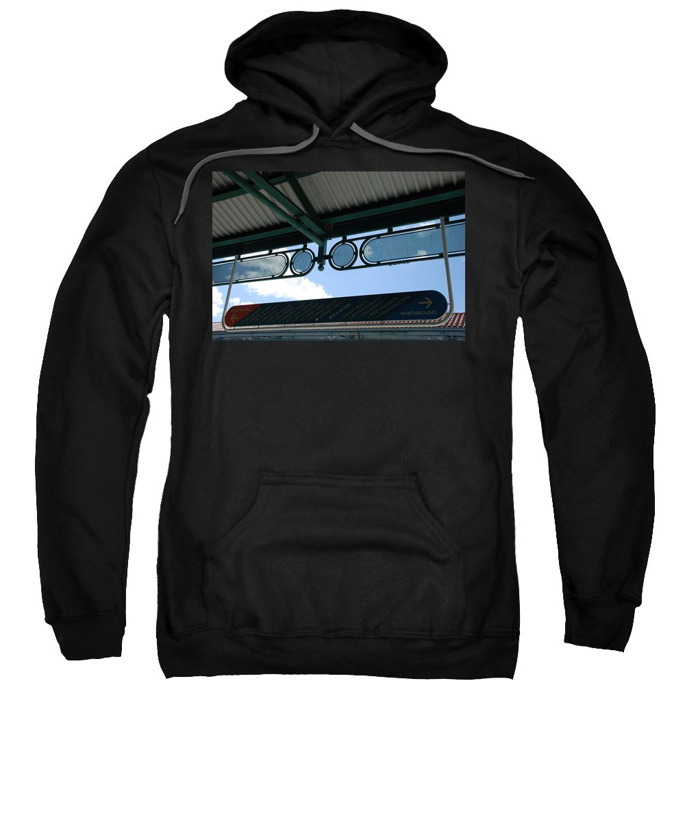 Cities Sweatshirt featuring the photograph Pick A Town Any Town by Rob Hans