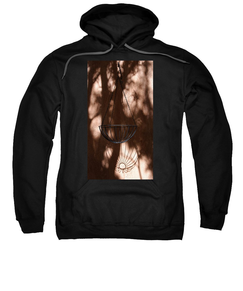 Photography Sweatshirt featuring the photograph Play With Shades by Susanne Van Hulst