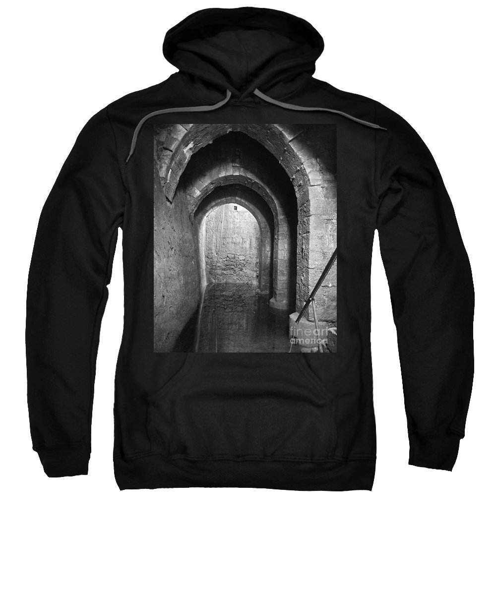20th Century Sweatshirt featuring the photograph Pool Of Bethesda by Granger