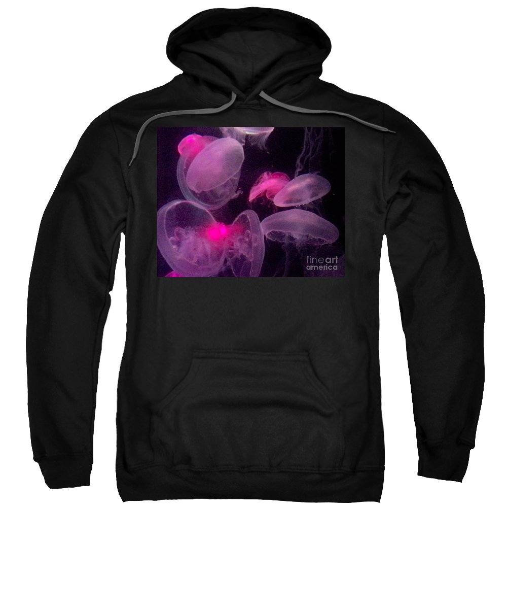 Florida Sweatshirt featuring the photograph Pretty In Pink by Chris Andruskiewicz