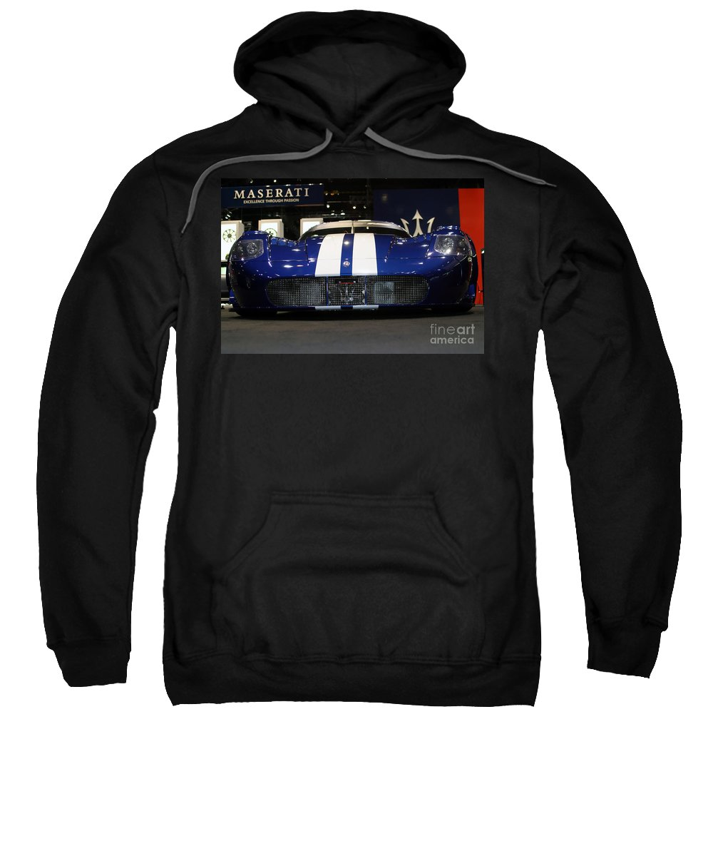 Aluminum Sweatshirt featuring the photograph Pretty Quick by Alan Look