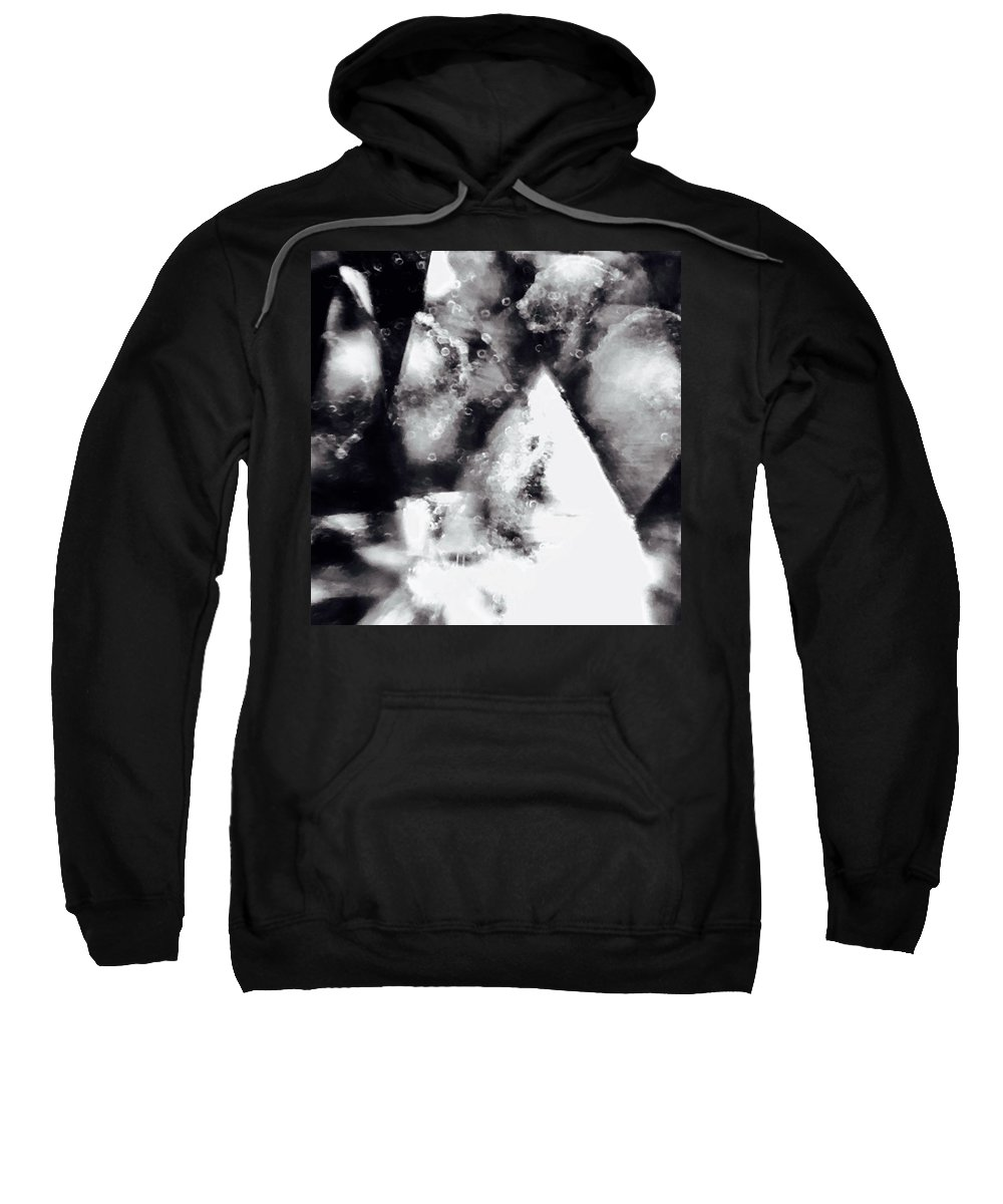 Prismatic Sweatshirt featuring the photograph Prismatic, Two by Ishtar Stillmank