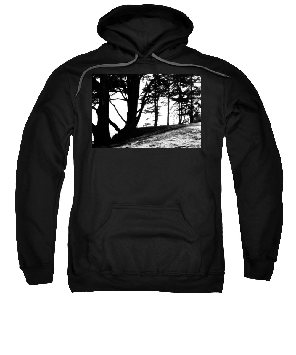 Quiet Sweatshirt featuring the photograph Quite Time Of Day 2 by Marilyn Hunt