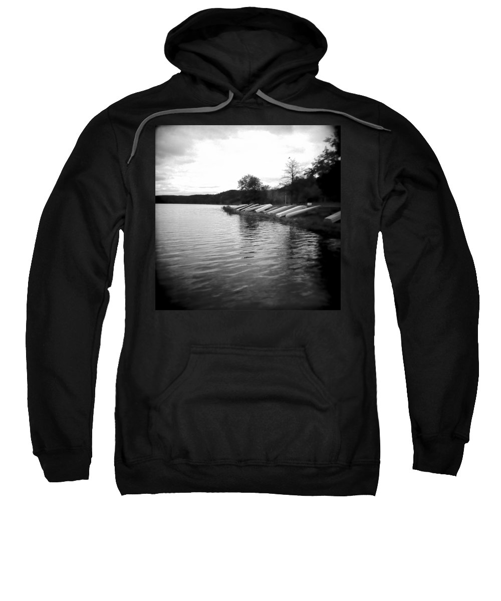 Photograph Sweatshirt featuring the photograph Ready And Waiting by Jean Macaluso