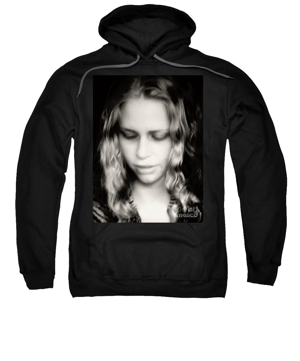 Contemplation Sweatshirt featuring the photograph Reverie by RC DeWinter