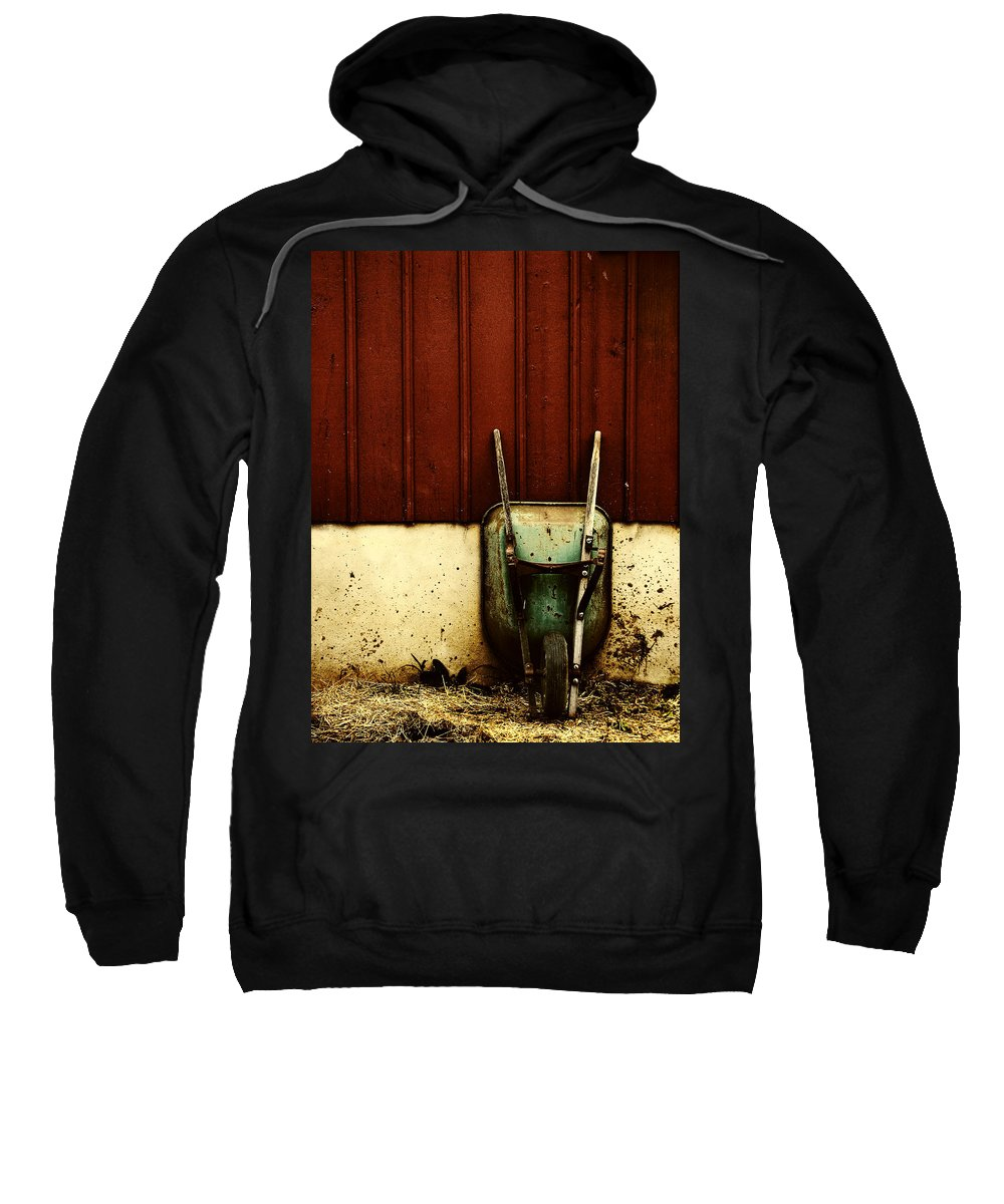 Dipasquale Sweatshirt featuring the photograph Saving Daylight by Dana DiPasquale