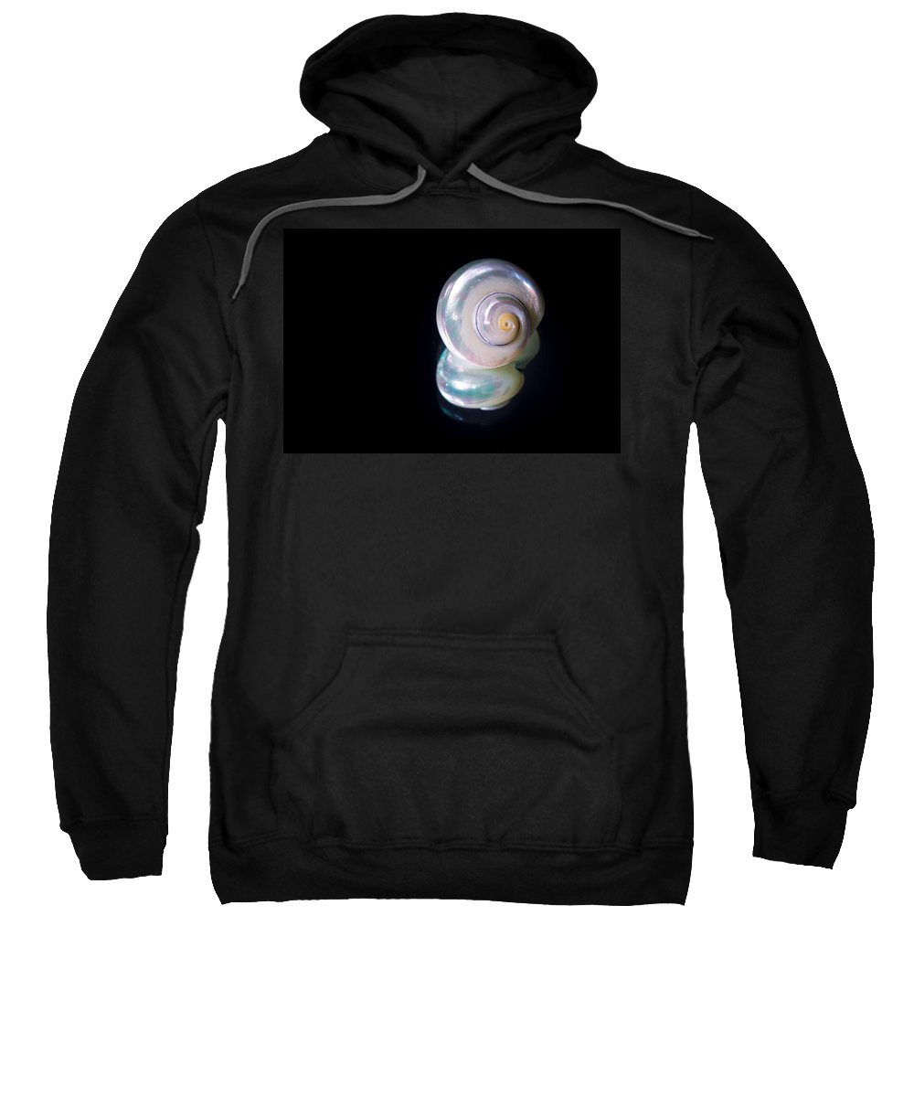 Sea Shells Sweatshirt featuring the photograph Sea Bones 26 by Robbie Lyle