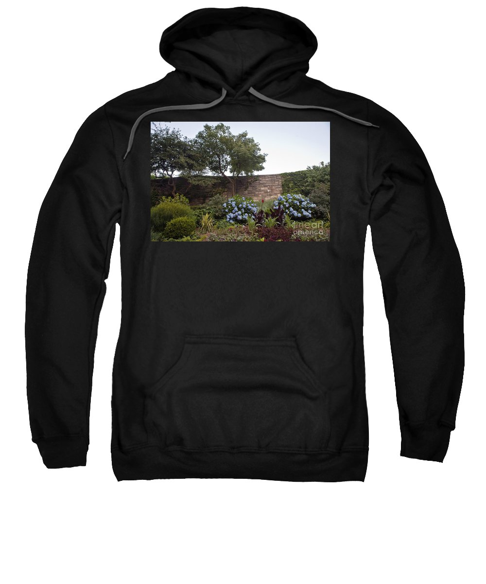 Botany Sweatshirt featuring the photograph Serenity by Madeline Ellis