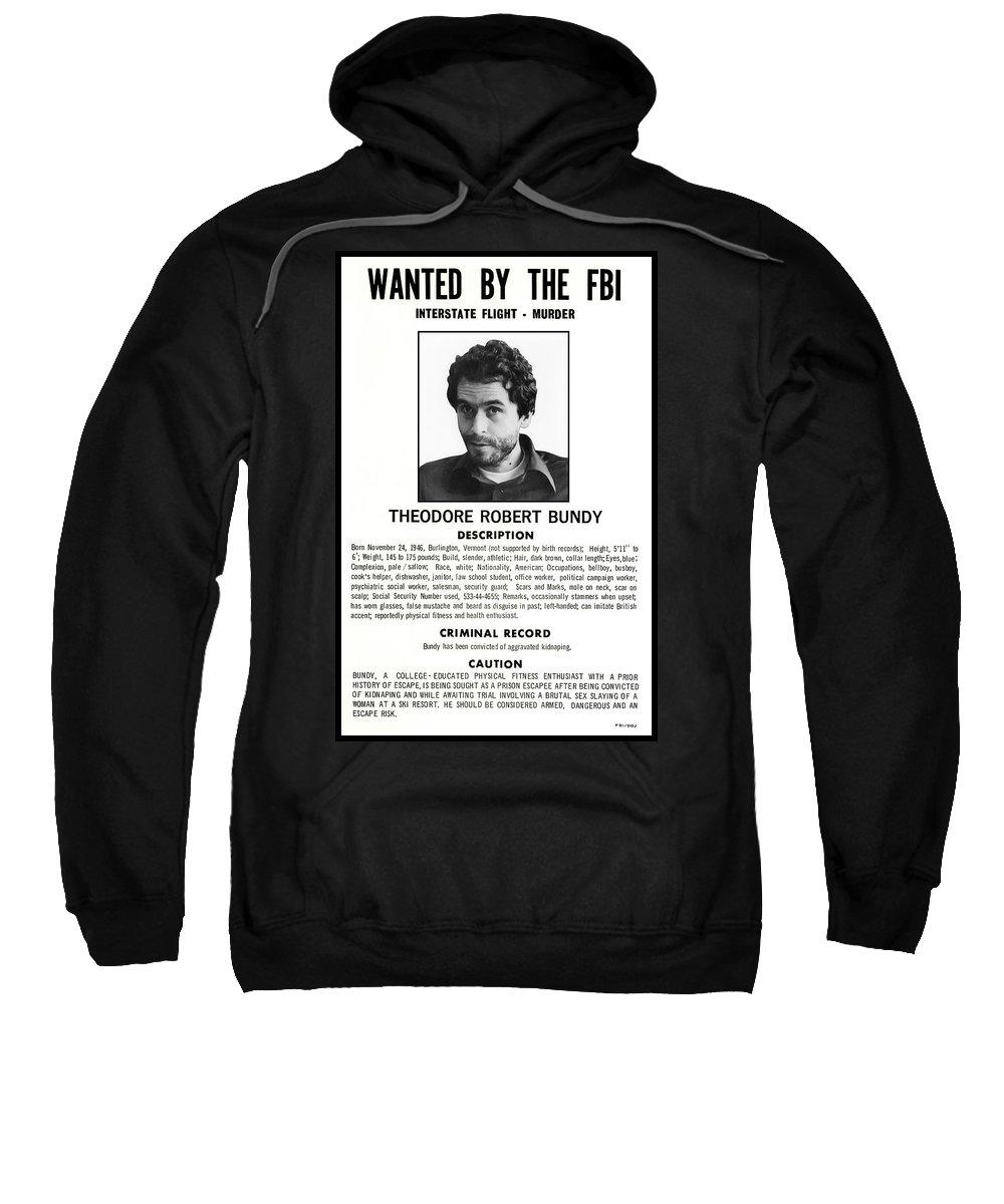 Ted Bundy Sweatshirts
