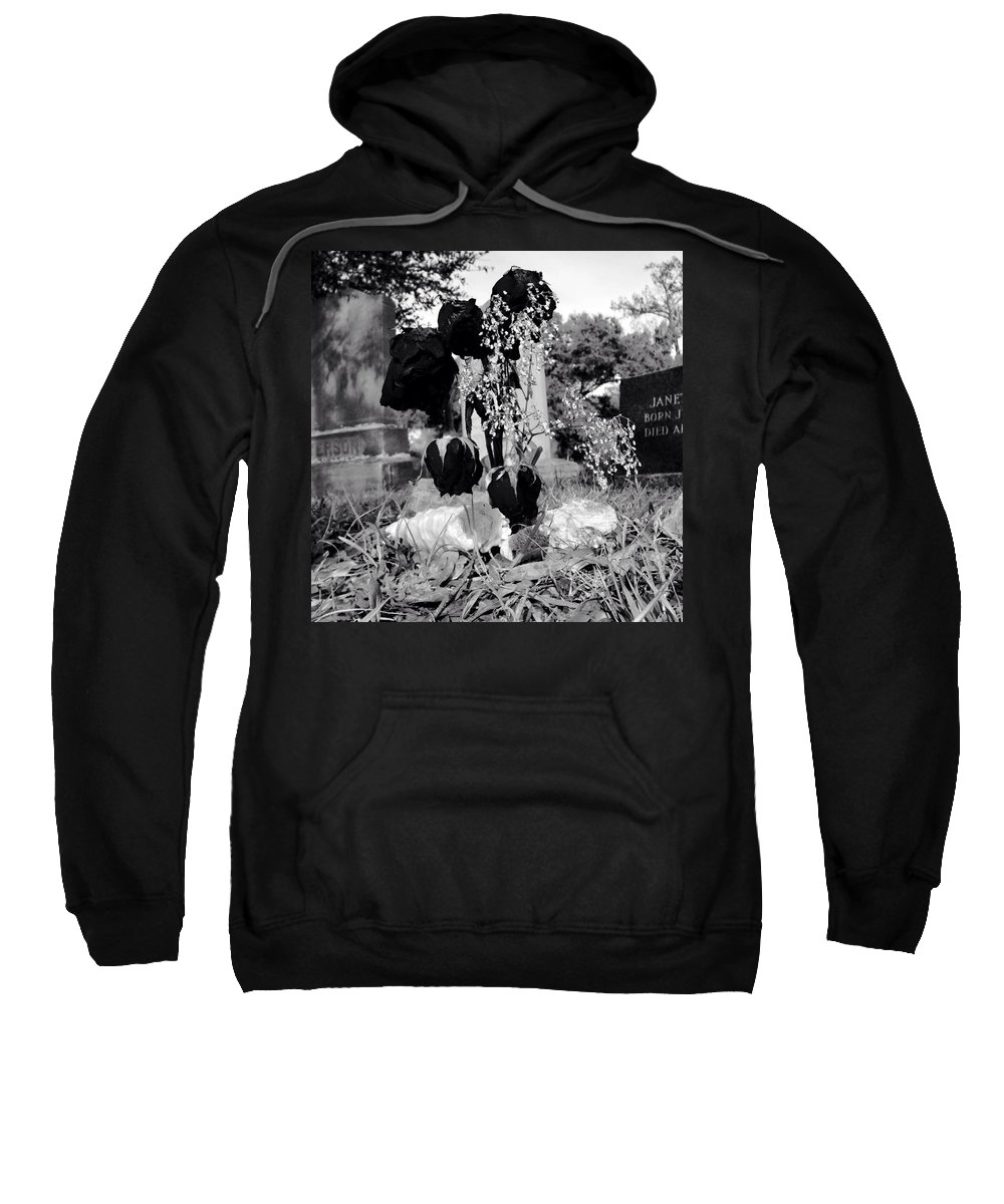 Landscape Sweatshirt featuring the photograph Sigh by Seth Coleman
