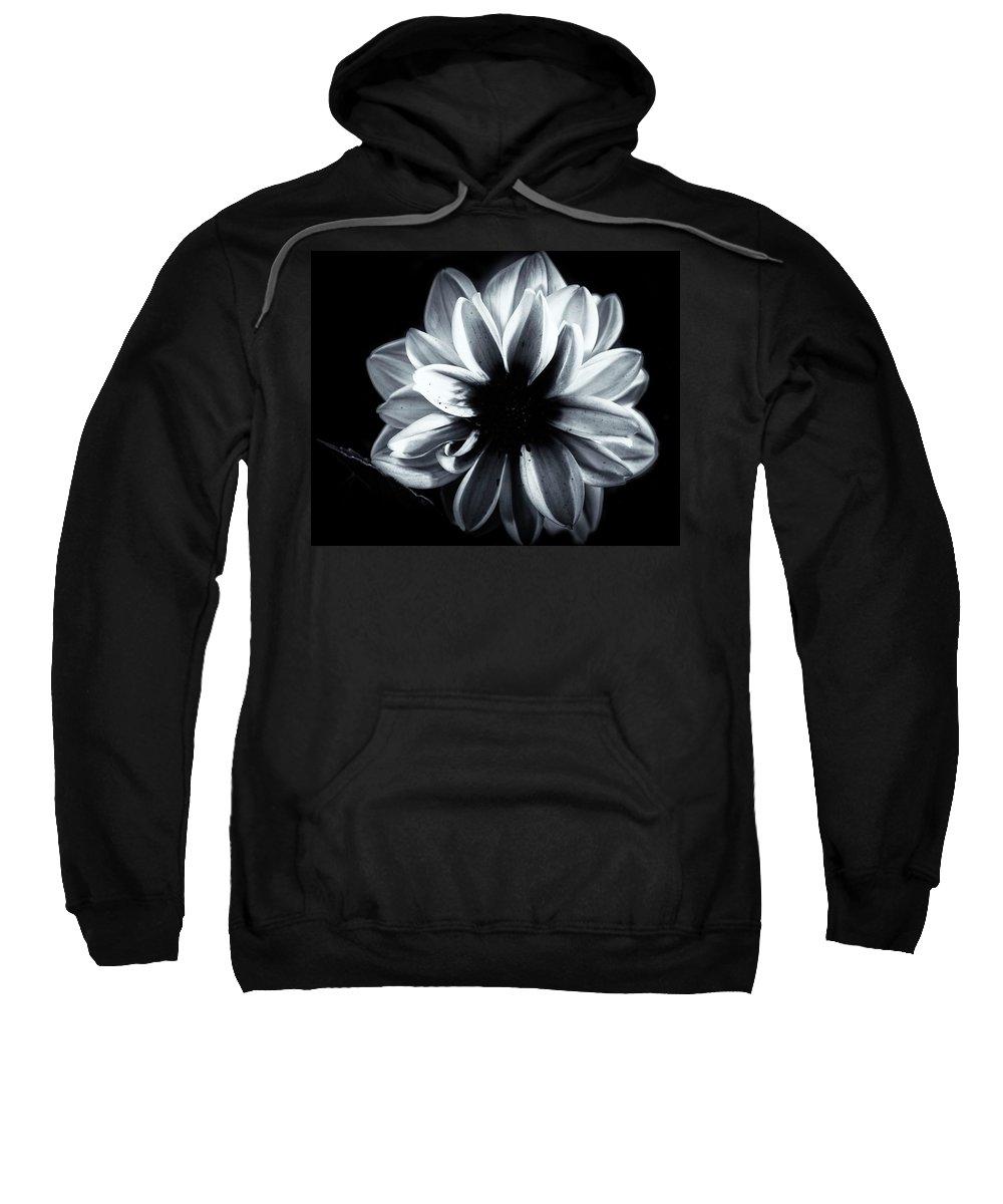 Flower Sweatshirt featuring the photograph Silent Beauty by Eric Jahn