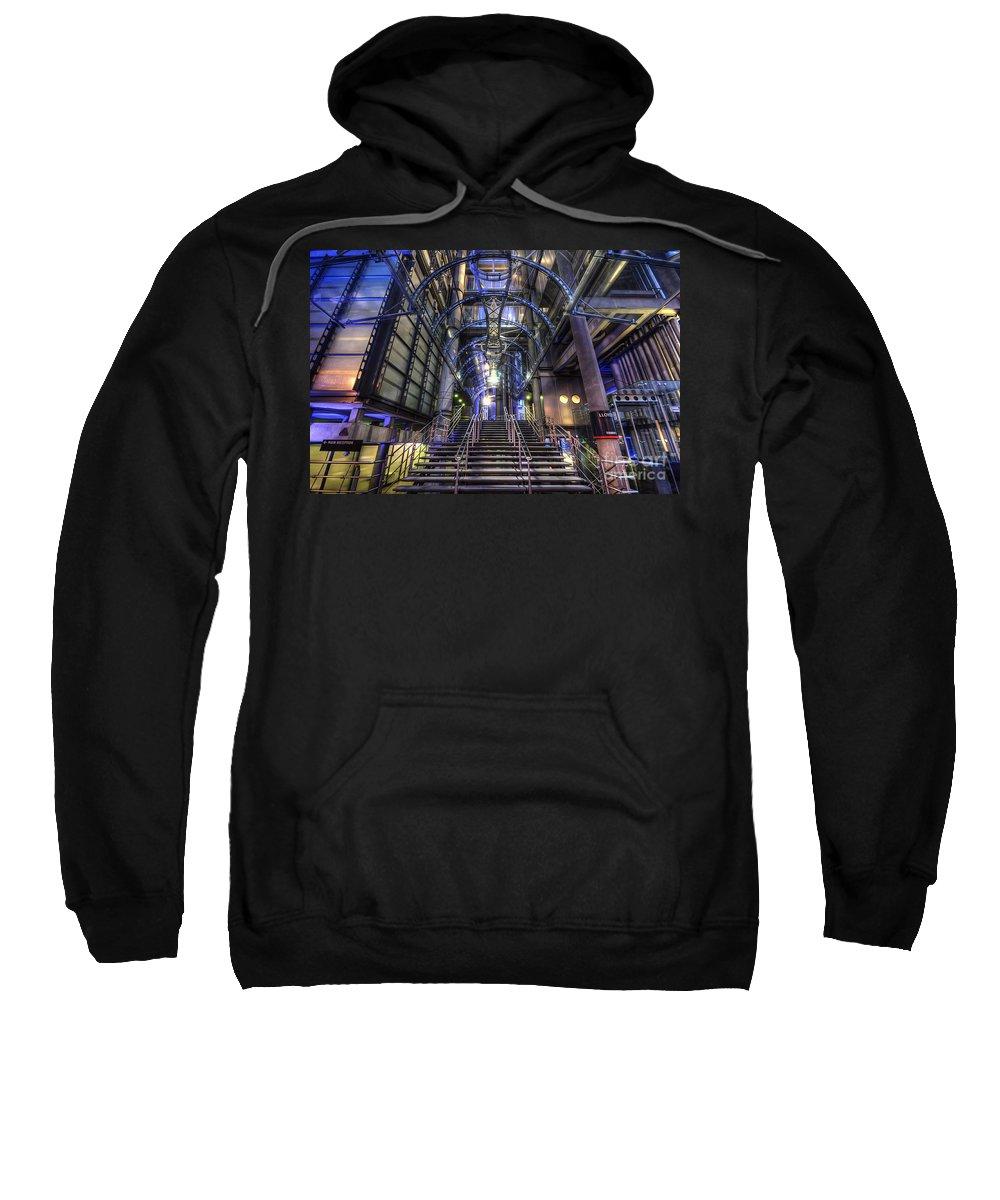 Yhun Suarez Sweatshirt featuring the photograph Silk And Steel 1.0 by Yhun Suarez