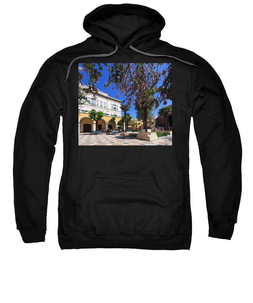 Silves Sweatshirt featuring the photograph Silves In Spring by Louise Heusinkveld