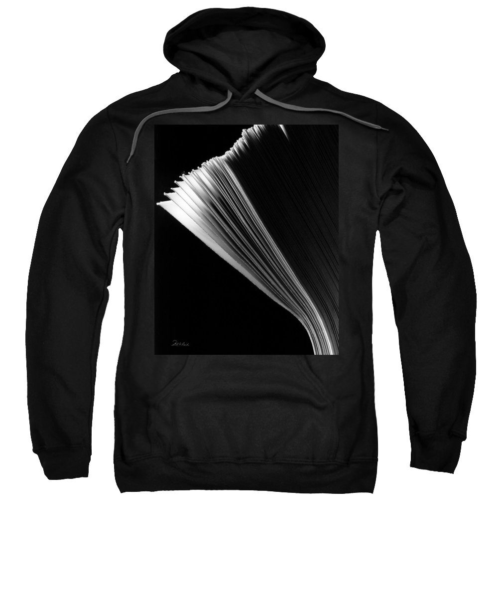 Photography Sweatshirt featuring the photograph Size Ten Envelopes by Frederic A Reinecke