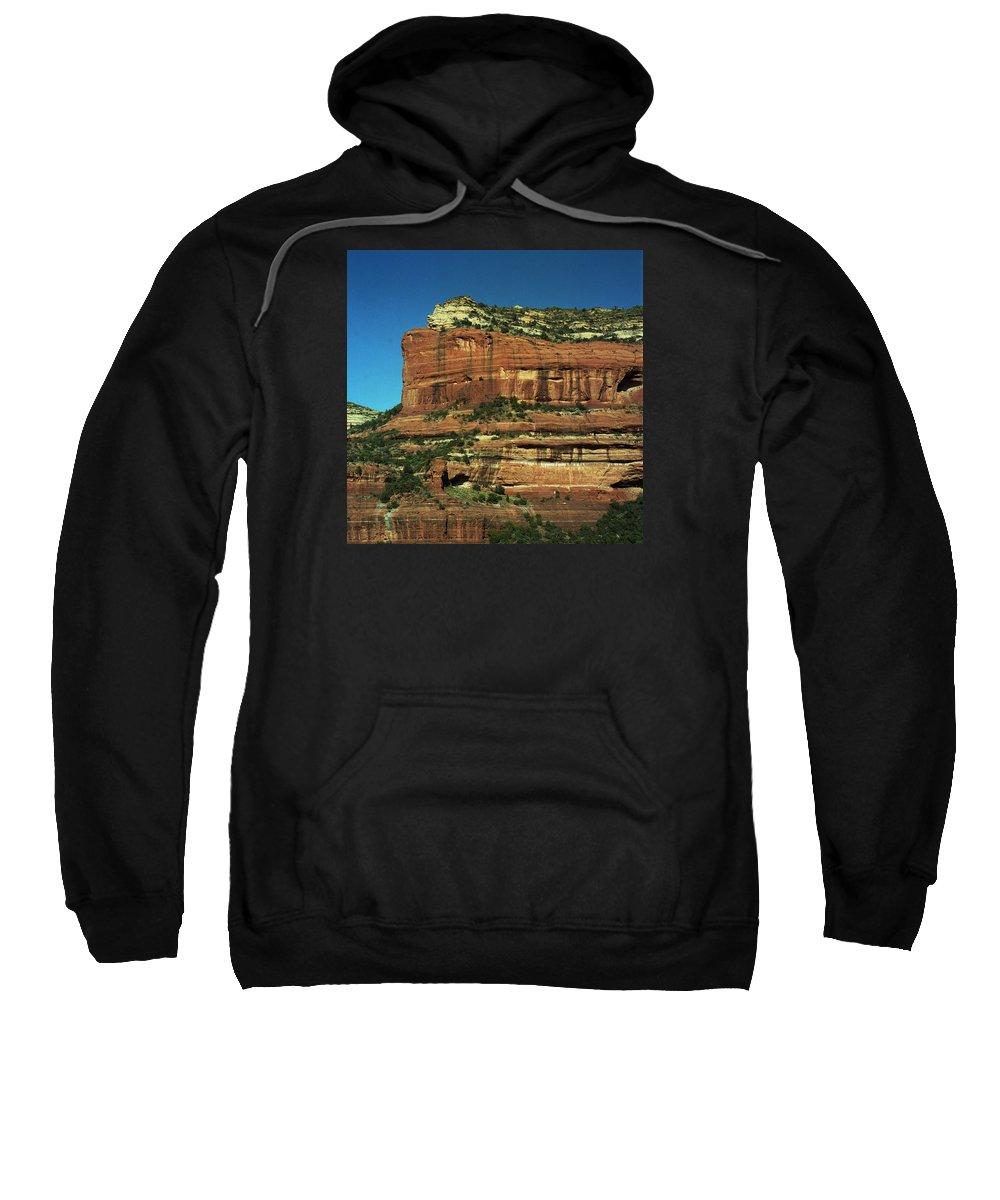 Landscape Sweatshirt featuring the photograph Sodona Az by Paul Ross